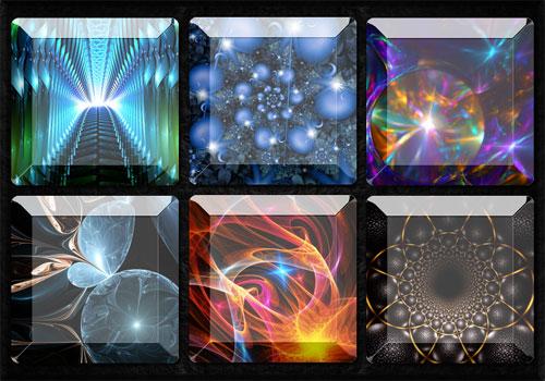 Стили для Adobe Photoshop - Fantasy